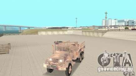 M352A 1986 для GTA San Andreas