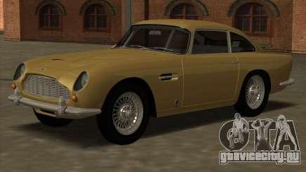 Aston Martin DB5 Vantage 1965 для GTA San Andreas