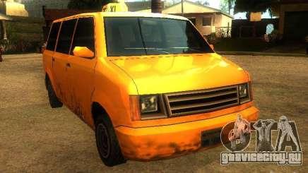 Taxi Moonbeam для GTA San Andreas
