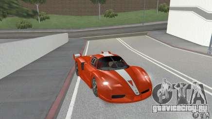 Ferrari FXX для GTA San Andreas