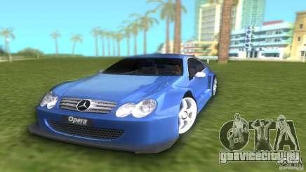 Mercedes-Benz CLK500 C209 для GTA Vice City