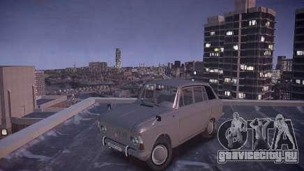 ИЖ 2125 Комби для GTA 4
