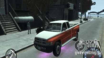 Dodge Ram 3500 для GTA 4