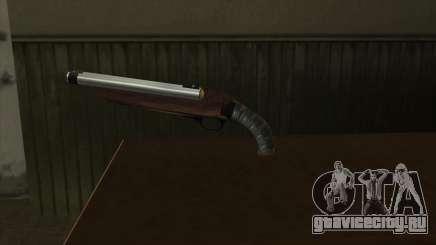 Новый качественный обрез для GTA San Andreas