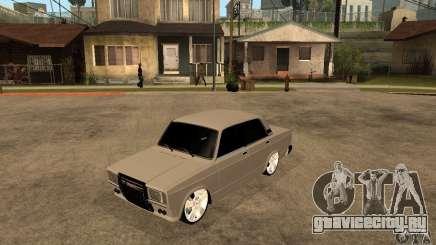 Lada ВАЗ 2107 LT для GTA San Andreas