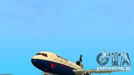 McDonell Douglas DC10 British Airways для GTA San Andreas