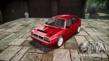 Lancia Delta HF Integrale Dealers Collection для GTA 4