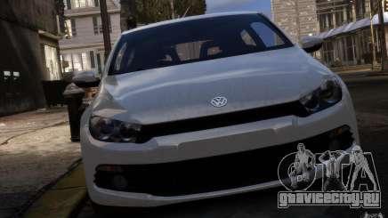 Volkswagen Scirocco Mk.III 2008 для GTA 4