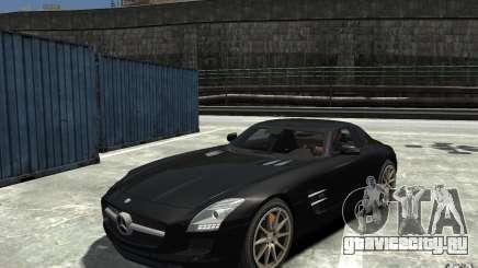 Mercedes-Benz SLS AMG 2011 v3.0 для GTA 4