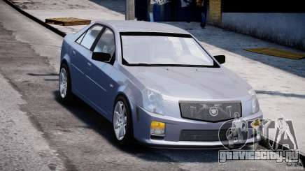 Cadillac CTS-V для GTA 4