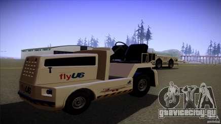 Air Tug from GTA IV для GTA San Andreas