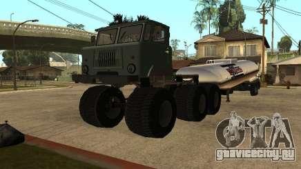 ГАЗ 66 Сайгак для GTA San Andreas