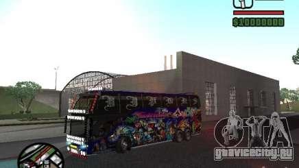 Neoplan для GTA San Andreas