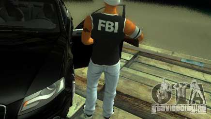 Пацан в FBI 2 для GTA San Andreas