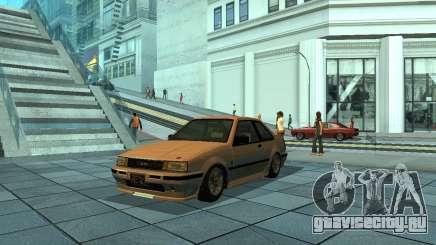 Futo из GTA 4 для GTA San Andreas