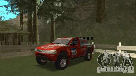 Nissan Pickup для GTA San Andreas