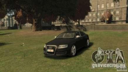 Audi RS6 v.1.1 для GTA 4