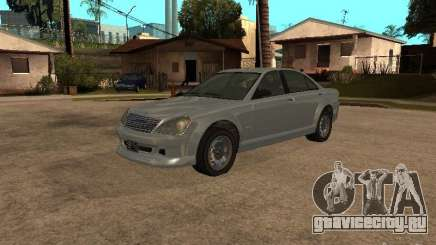 Schafter из Gta 4 для GTA San Andreas