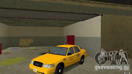 Ford Crown Victoria Taxi для GTA Vice City