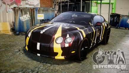 Bentley Continental SS 2010 Gumball 3000 [EPM] для GTA 4