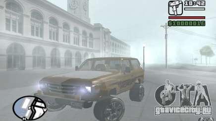 Toyota Land Cruiser 70 для GTA San Andreas