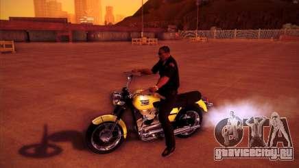 Triumph Bonneville для GTA San Andreas