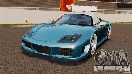 Noble M600 Bicolore 2010 для GTA 4
