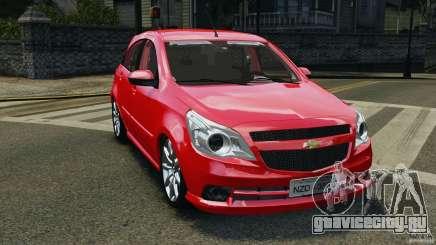 Chevrolet Agile для GTA 4