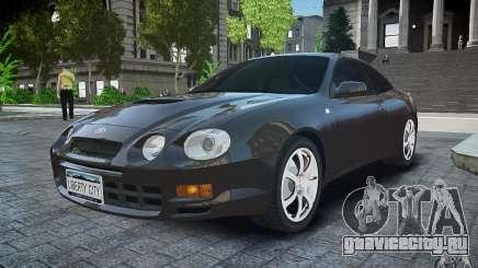 Toyota Celica GT-FOUR для GTA 4
