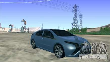 Opel Ampera 2012 для GTA San Andreas