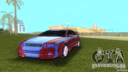 Audi A4 STREET RACING EDITION для GTA Vice City