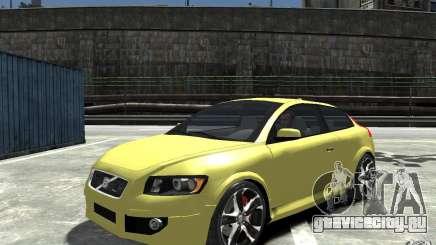Volvo C30 T5 R-Design 2009 для GTA 4