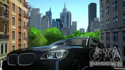 BMW 750Li 2013 для GTA 4