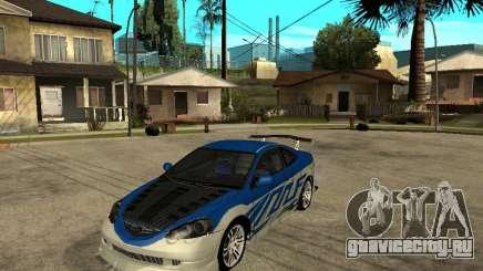 Acura RSX Shark Speed для GTA San Andreas