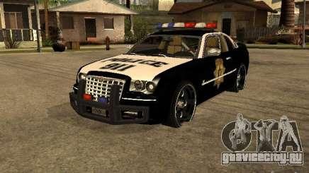 Chrysler 300C Police для GTA San Andreas