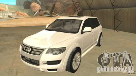 Volkswagen Touareg R50 для GTA San Andreas