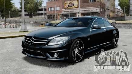 Mercedes-Benz CL65 AMG v1.1 для GTA 4