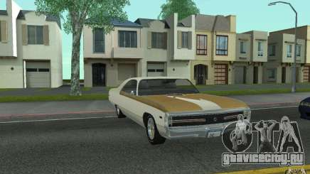 Chrysler 300 Hurst 1970 для GTA San Andreas