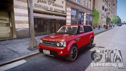 Range Rover Sport для GTA 4