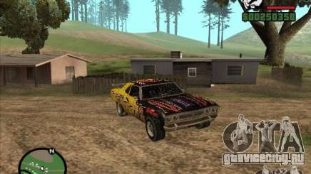 FlatOut Blade для GTA San Andreas