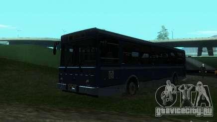 ЛиАЗ 5256-25 для GTA San Andreas