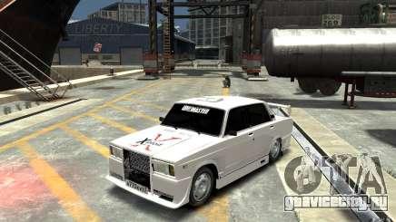 ВАЗ 21074 для GTA 4