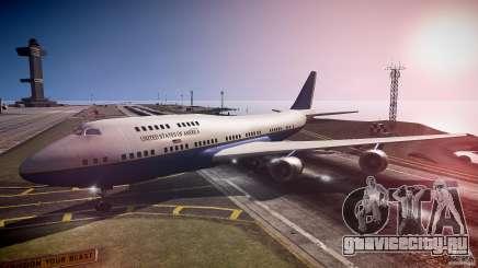 Air Force One v1.0 для GTA 4