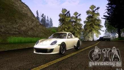 Ruf RK Coupe V1.0 2006 для GTA San Andreas
