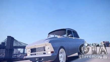 АЗЛК 412 для GTA 4