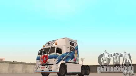 КамАЗ-РИАТ-54112 для GTA San Andreas