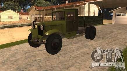 ЗИС-5 для GTA San Andreas