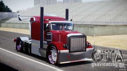Peterbilt Sport Truck Custom для GTA 4