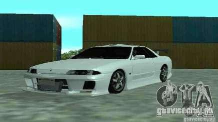 Nissan Skyline R32 GT-R для GTA San Andreas
