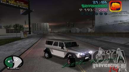 УАЗ 3159 для GTA Vice City
